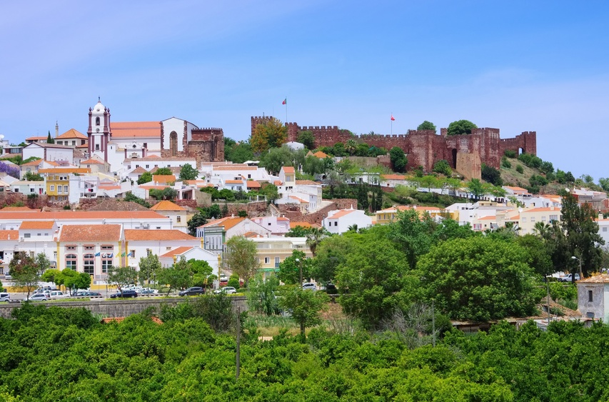 Silves in the Algarve, Portugal Holidays