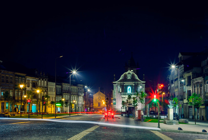 Portugal, Braga Nightlife