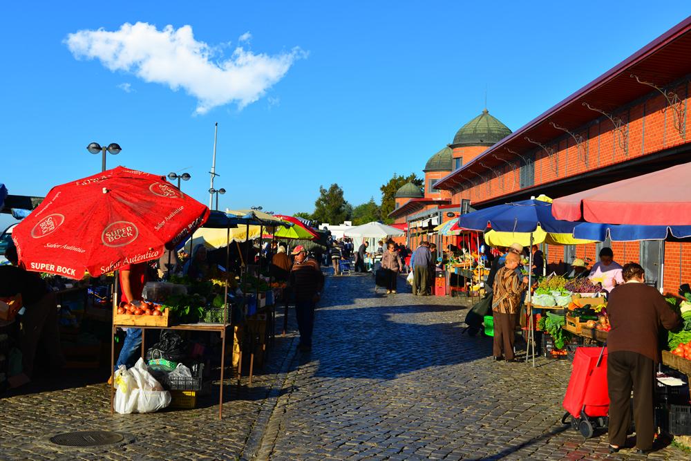Moncarapacho Market, Portugal