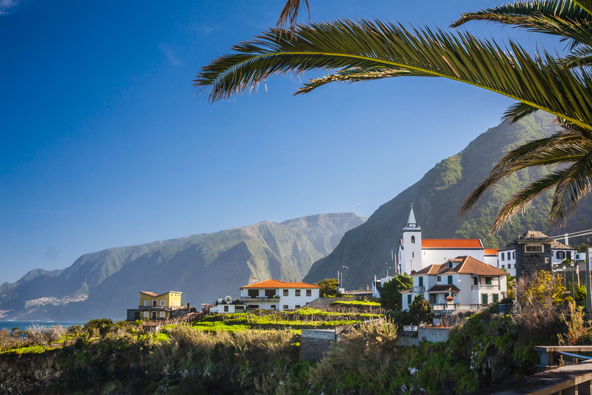 beautiful Madeira island, Portugal