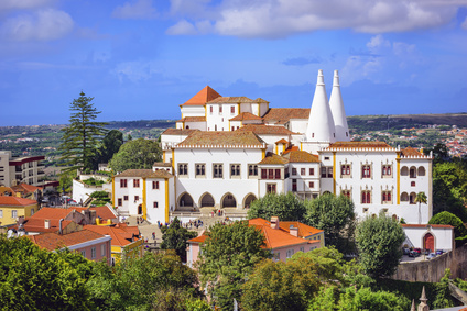 The Portuguese village of Sintra
