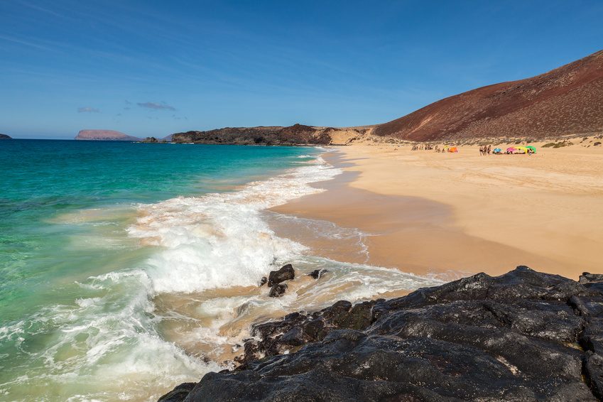 Graciosa beach - The Azores