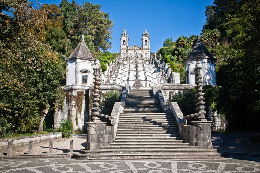 Highlights of Braga, Portugal