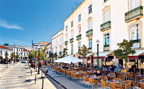 Tavira shopping, The algarve
